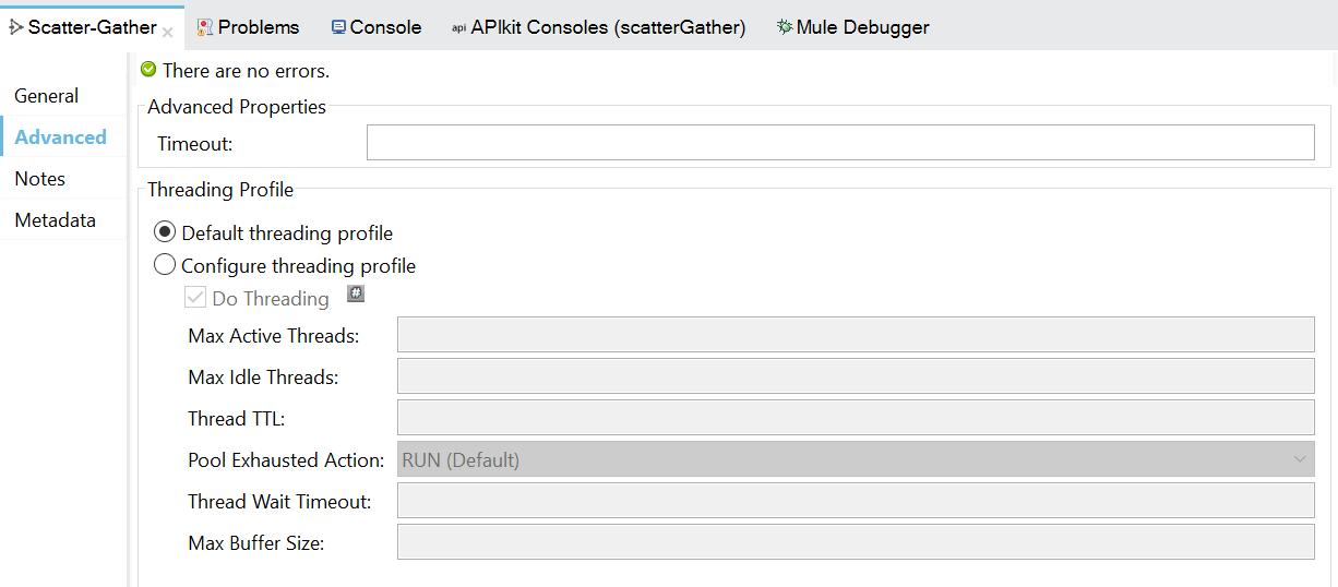 Scatter-Gather In Depth - MuleSoft Tutorial - Tutorials A to Z