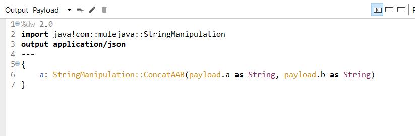 Calling Custom Java Function in Mule 4 - Tutorials A to Z